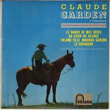 "CLAUDE GARDEN ""VILAINE FILLE MAUVAIS GARCON"" 60'S EP GAINSBOURG !"