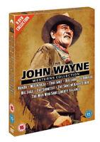 John Wayne Film Western Collection(9 Film) DVD Nuovo DVD (PHE1182)