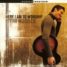 * DISC ONLY * / CD /  Tim Hughes – Here I Am To Worship