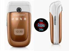 Sony Ericsson Z310i Bronze Ohne Simlock Handy 3Band 2G MP3 GUT Kein Deutsch