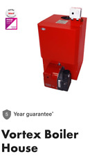 GRANT VORTEX PRO BOILERHOUSE 46-58KW  OIL BOILER SUPPLIED & FITTED