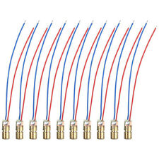 New Mini 650nm 6mm 5V 5mW Laser Dot Diode Module Head WL Red 10pcs High quality