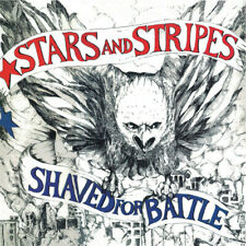 STARS AND STRIPES Shaved For Battle CD Punk Oi Hardcore Slapshot's Silverman