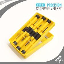 6 Piece Precision Screwdriver Set Jewelry Phone Computer Laptop Glasses Repair