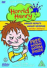 Horrid Henry's Horrid Revenge (DVD, 2007)