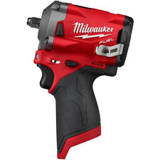 "Milwaukee 2554-20 M12 FUEL 12V Brushless 3/8"" Dr. Cordless Impact Driver"