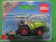 Siku Super Serie 1418 Claas Maishäcksler