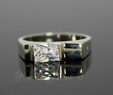 Diamond Sterling Silver Rings for Men