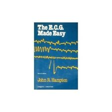 The ECG Made Easy by Hampton, John R. Paperback Book The Cheap Fast Free Post