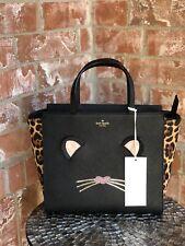 NWT Kate Spade Run Wild Leopard Hayden Satchel NWT $429
