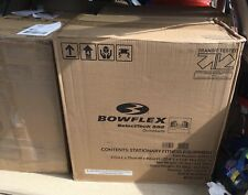 BOWFLEX SELECT TECH 552 ADJUSTABLE DUMBBELLS BRAND NEW PAIR READY TO SHIP