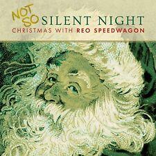REO SPEEDWAGON - NOT SO SILENT NIGHT - NEW CD ALBUM