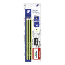 Staedtler Noris Eco Pencil Set With Eraser Amp Sharpener