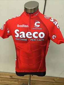 CANNONDALE, SAECO CYCLING JERSEY, MEDIUM