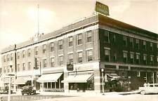 Iowa, IA, Hampton, Hotel Coonely 1940's Real Photo Postcard