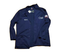 Team USA 2004 Paralympics cardigan Jacket Men's XXL roots new nwt Athens