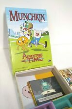 Steve Jackson's Munchkin Adventure Time Card Game Complete - HAR