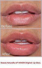 Duwop Lip Venom Original,Lip Venom Lip Plumping Balm,Lip Gloss Naturally,Lip