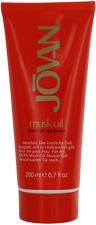 Musk Oil By Jovan Musk For Women Shower Gel 6.7oz New