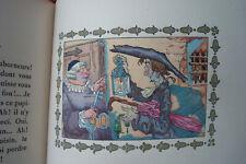 Le barbier de séville par BEAUMARCHAIS illustré MOSSA N°  FERROUD    1930     2