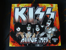 Slip Double: Kiss : Alive 35 : Live Manheim Germany 2008