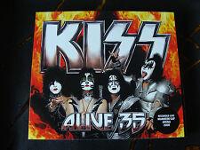 Slip Double: Kiss : Alive 35 : Live Manheim Germany 2008