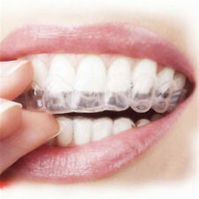 1Pairs Thermoforming Mouthguard Teeth Whitening Trays Bleaching Oral Hygiene Y