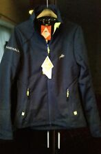 Size 10 Harry Hall Tex Mid Layer Beaufort Womens Navy