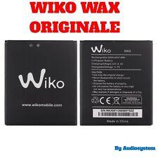 BATTERIA ORIGINALE WIKO MOBILE PER WAX 4G RICAMBIO 2000Mah 7.44WH SOSTITUTIVA