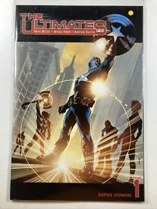 The ULTIMATES 1 Marvel Millar Hitch Currie Captain America Thor