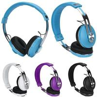 Wireless Bluetooth Foldable Headset Stereo Headphone Earphone + Mic  for iPhone