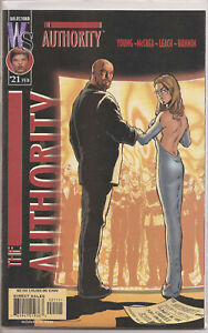 """°THE AUTHORITY #21 PREQUEL """"THE MONARCHY""""°New York TIMES Bestseller US Wildstorm"""