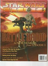 STAR WARS INSIDER #40 Hugh Quarshie Behind the Magic Video Games 10/11/1998 *