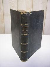 HOUSSAYE : Histoire de l'art français au 18e siècle Plon 1860