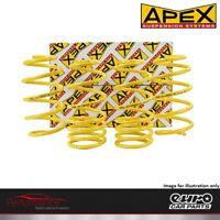 Apex Honda Civic FK 1.4 1.6 1.8 2.0 2006-2011 30mm Lowering Springs