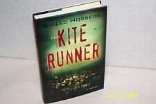The Kite Runner by Khaled Hosseini Riverhead Books 2003 Hardcover
