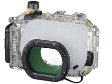 SCUBA DIVING - NEW & GENUINE CANON WATERPROOF CASE WP-DC47 for PowerShot S110