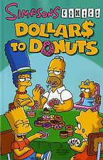 Dollars to Donuts (Simpsons Comics), Matt Groening, New