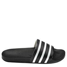 sale retailer 1d3bd f3960 adidas Adilette Badelatsche schwarz WEISS 44 23 280647