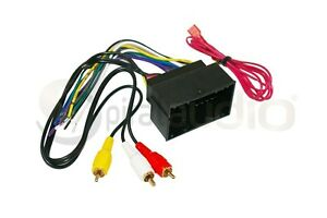 Radio Wire Harness for Aftermarket Stereo Installation WH-0037