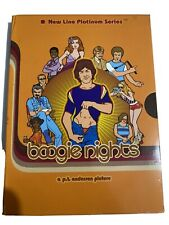 Boogie Nights (DVD, 2000, 2-Disc Set, Special Platinum Series Edition)