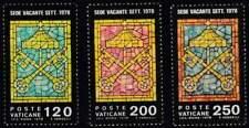 Vaticaan postfris 1978 MNH 729-731 - Sede Vacante