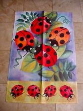 Toland Lovely Ladybugs FLAG 24x35 Home Garden Outdoor