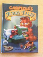 Garfield's FURRY TALES, by Jim Davis, Hardcover, 1st ed, LIKE NEW