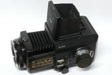 Rolleiflex sl66e con HFT planar 2,8/80 mm objetivamente 6x6 cámara