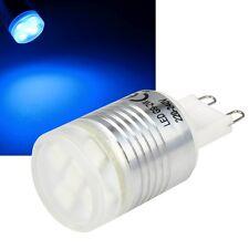 Heitronic 16501 LED Leuchtmittel G9 2w blau