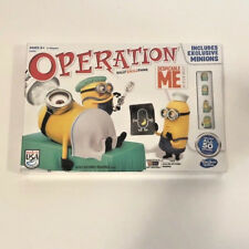 NEW Operation Despicable Me Minion Made Board Game with Exclusive Minions