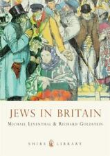NEW Jews in Britain by Michael Leventhal Paperback Book (English) Free Shipping