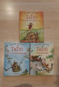 3x Tafiti Bücher