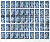 Scott # 1082 - US Sheet Of 50 - Labor Day - MNH VF OG  BVC  11.50